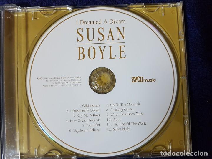 CDs de Música: La Sorprendente Susan Boyle con su exitoso álbum I Dreamed a Dream. Una voz portentosa - Foto 2 - 199258502