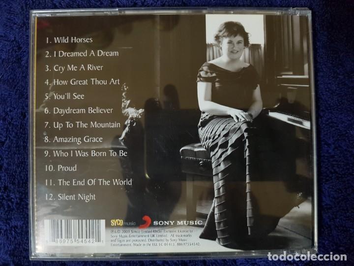 CDs de Música: La Sorprendente Susan Boyle con su exitoso álbum I Dreamed a Dream. Una voz portentosa - Foto 3 - 199258502