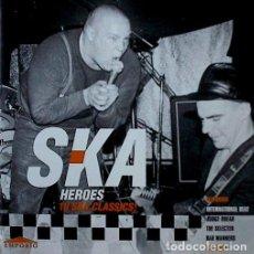 CDs de Música: SKA HEROES. 18 SKA CLASSICS. RECOPILATORIO. CD.. Lote 199274222