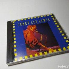 CDs de Música: CD - MUSICA - JERRY LEE LEWIS – JERRY LEE LEWIS. Lote 199278730
