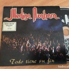 CDs de Música: MEDINA AZAHARA (TODO TIENE SU FIN) CD SINGLE ESPAÑA PROMO 1 TRACK (CDIB8). Lote 199279590