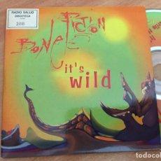 CDs de Música: BONE FICTION (IT'S WILD) CD SINGLE PROMO 2 TRACK (CDIB8). Lote 199279792