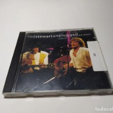 CDs de Música: CD - MUSICA - ROD STEWART WITH SPECIAL GUEST RONNIE WOOD* – UNPLUGGED ...AND SEATED. Lote 199281093