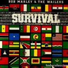 CDs de Música: BOB MARLEY & THE WAILERS. SUVIVAL. CD.. Lote 199281143