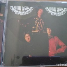 CDs de Música: THE JIMI HENDRIX EXPERIENCE ARE YOU EXPERIENCE CD. Lote 199281975