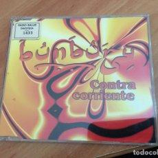 CDs de Música: BUNBURY HEROES DEL SILENCIO (CONTRA CORRIENTE) CD PROMO 6 TRACK (CDIB8). Lote 199305832