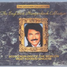 CDs de Música: 2 CD. THE ENGLEBERT HUMPERDINCK COLLECTION. THE LEGENDS COLLECTION. Lote 199307833