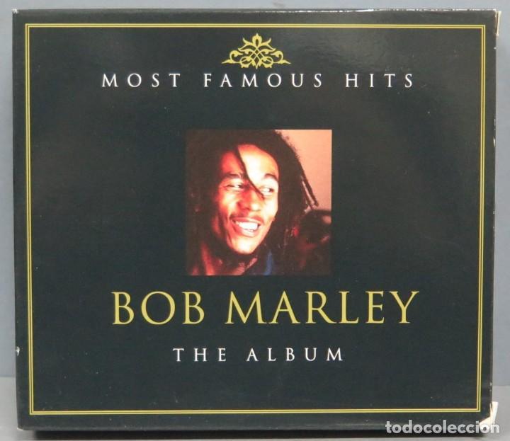 CD. BOB MARLEY. MOST FAMOUS HITS. THE ALBUM (Música - CD's Reggae)