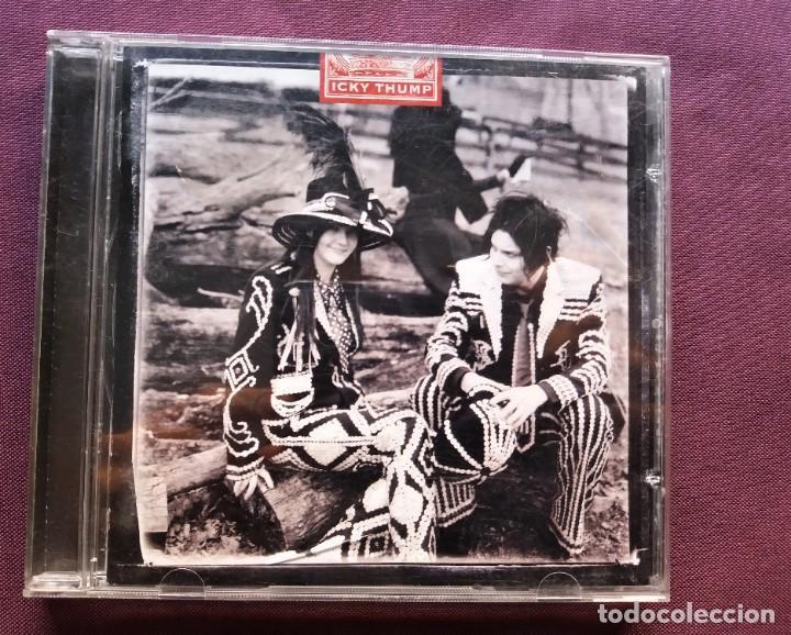THE WHITE STRIPES // ICKY THUMP (Música - CD's Otros Estilos)