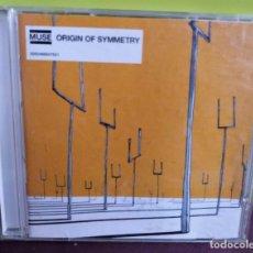 CDs de Música: MUSE // ORIGIN OF SYMMETRY // CD . Lote 199313531