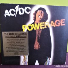 CDs de Música: AC / DC (POWERAGE ) // CD.. Lote 199314196