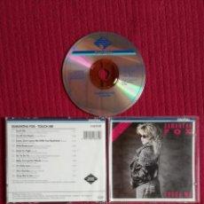 CDs de Música: SAMANTHA FOX: TOUCH ME. CD 1986.. Lote 199411448
