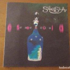 CDs de Música: SILESIA ESENCIA DEMO MAQUETA 12 CANCIONES CON DOSSIER METAL GÓTICO ELECTRÓNICA. Lote 199416755
