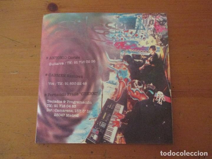 CDs de Música: SILESIA ESENCIA DEMO MAQUETA 12 CANCIONES CON DOSSIER METAL GÓTICO ELECTRÓNICA - Foto 2 - 199416755