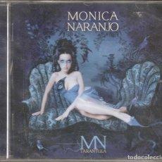 CDs de Música: MONICA NARANJO - TARANTULA (CD, ARIOLA 2008, PRECINTADO). Lote 213547656