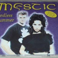 CDs de Música: CD MAXI - MYSTIC - ENDLESS SUMMER - MYSTIC - ENDLESS SUMMER / RITMO DE LA NOCHE - 3 TRACKS . Lote 199467450