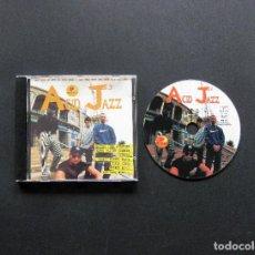 CDs de Música: ACID JAZZ Nº 3 – VARIOS – CD 1997. Lote 199495547