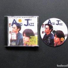 CDs de Música: ACID JAZZ Nº 6 – VARIOS – CD 1997. Lote 199496458
