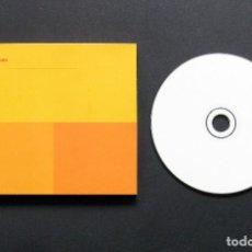 CDs de Música: ALVA NOTO – PROTOTYPES – MILLE PLATEAUX CD 2000. Lote 199497348