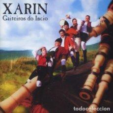 CDs de Música: XARIN. GAITEIROS DO INCIO. ZOUMA RECORDS 1999. GALICIA. CD. COMO NUEVO.. Lote 199509000