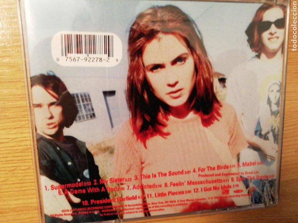 CDs de Música: The Juliana Hatfield Three. Become What You Are. - Foto 2 - 199513816