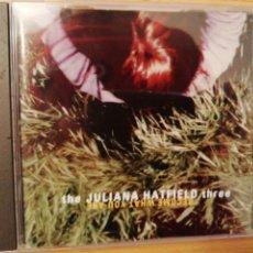 CDs de Música: THE JULIANA HATFIELD THREE. BECOME WHAT YOU ARE.. Lote 199513816