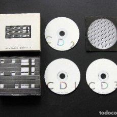 CDs de Música: ACUARELA SONGS 2 – RECOPILATORIO – ACUARELA 3 CD. Lote 199528140