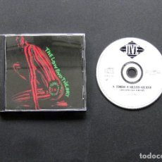 CDs de Música: A TRIBE CALLED QUEST ?– THE LOW END THEORY – JIVE CD . Lote 199529165