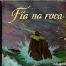 CDs de Música: FIA NA ROCA. CD. CORDA FROUXA 1993. FOLK PROG GALLEGO · GALICIA. LUIS DELGADO. COMO NUEVO.. Lote 199577876