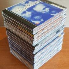 CD di Musica: SELECCIÓN DE MÚSICA CLÁSICA / CONJUNTO DE 18 CDS DE LUJO / VER LAS FOTOS.. Lote 199625031