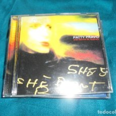 CDs de Música: PATTY PRAVO. UNA DONNA DA SOGNARE. CD. IMPECABLE (#). Lote 199642703