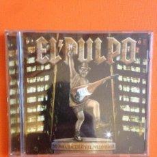 CDs de Música: EL PULPO - YO PARA HACERLO MAL NO LO HAGO - CD. Lote 199646023