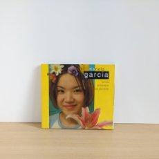 CD de Música: CD MANOLO GARCIA NUNCA EL TIEMPO ES PERDIDO DIGIPACK. Lote 199648375