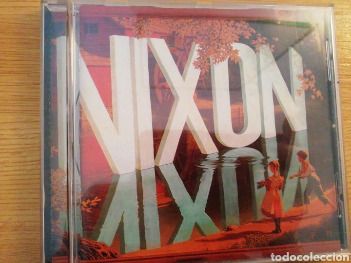 NIXON. LAMBSHOP. (Música - CD's Rock)
