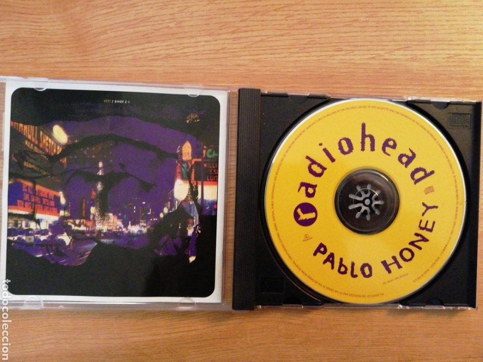 CDs de Música: Radiohead. Pablo Honey. - Foto 3 - 199649172