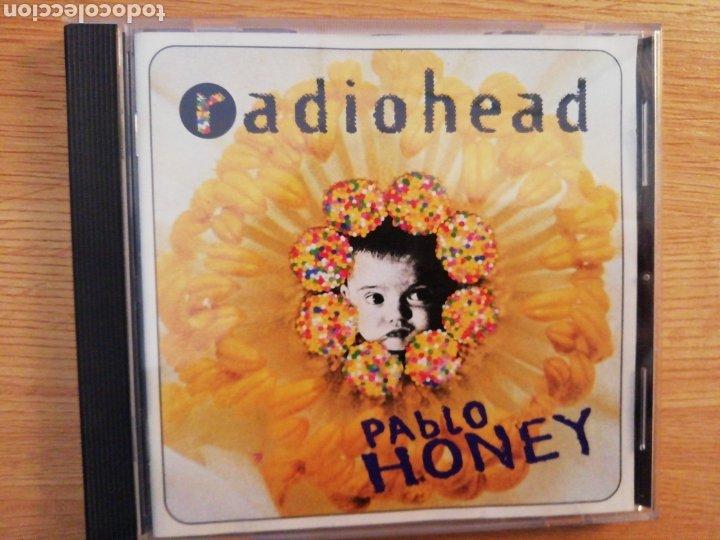 RADIOHEAD. PABLO HONEY. (Música - CD's Rock)
