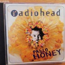 CDs de Música: RADIOHEAD. PABLO HONEY.. Lote 199649172