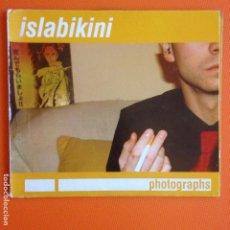 CDs de Música: ISLABIKINI - PHOTOGRAPHS - CD. Lote 199649888