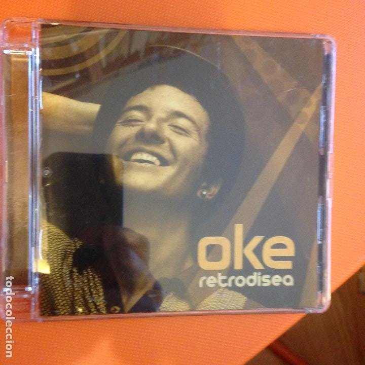 OKE , RETRODISEA, CD (Música - CD's Jazz, Blues, Soul y Gospel)