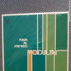 CDs de Música: MODULAR – FUGA AL PARAÍSO. Lote 199668735