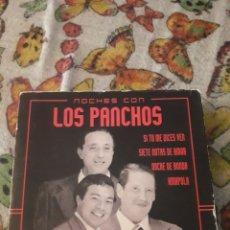CDs de Música: PACK DE 2 CDS. NOCHES CON LOS PANCHOS. EDICION NAIMARA. Lote 199695452