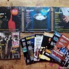 CDs de Música: LOTE BATERÍA TOTAL ALGUNOS PRECINTADOS. Lote 199719925