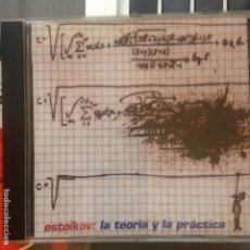 CDs de Música: ESTOIKOV - LA TEORIA Y LA PRACTICA - CD. Lote 199727822