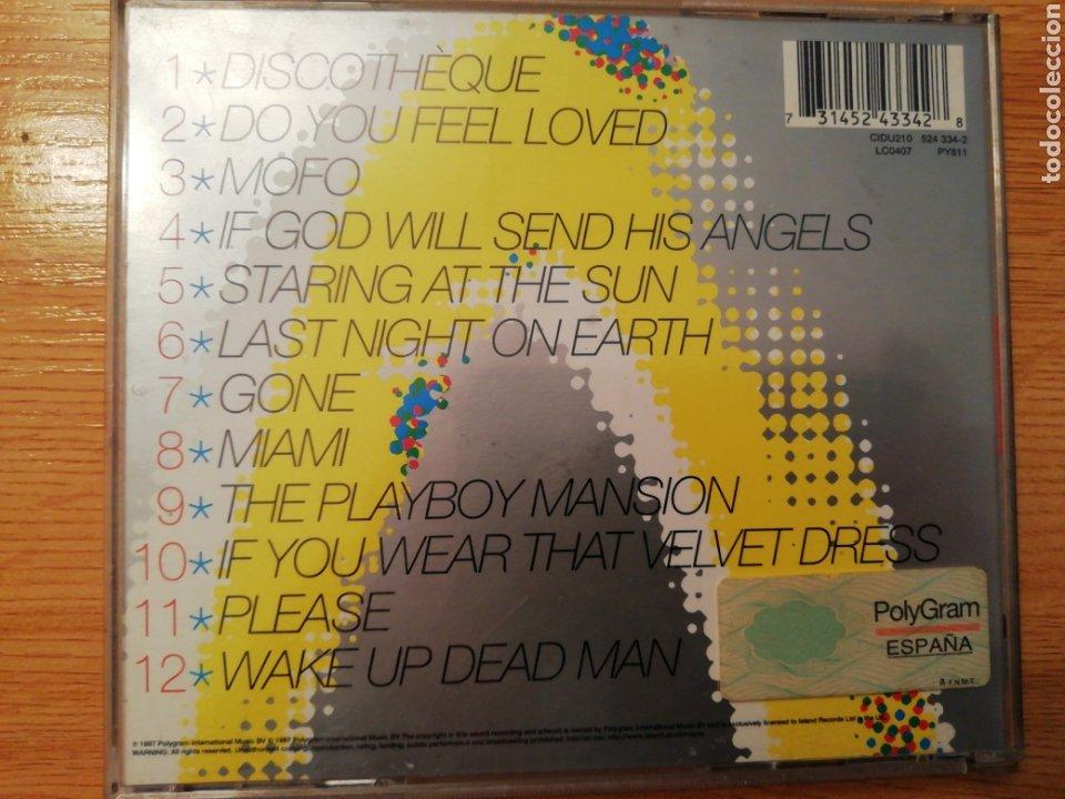 CDs de Música: U2. POP. - Foto 2 - 199745783