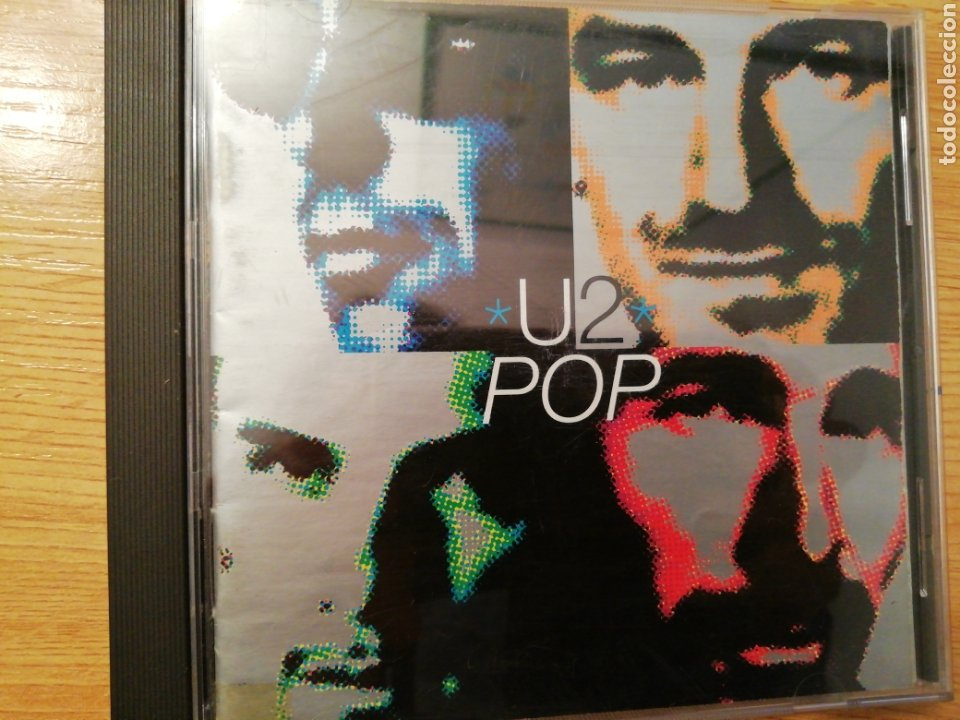 U2. POP. (Música - CD's Rock)