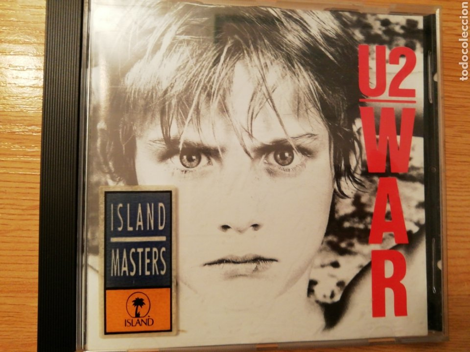 U2. WAR (Música - CD's Rock)
