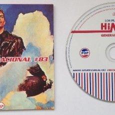 CDs de Música: LOS PLANETAS HIMNO GENERACIONAL #83 CD. Lote 199775910