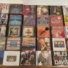 CDs de Música: LOTE 29 CD MÚSICA VARIADA + 1 BLU-RAY. Lote 199798912