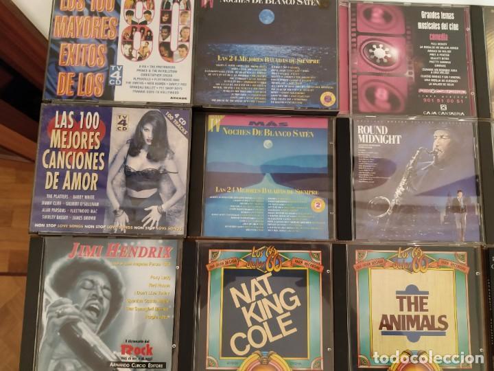 CDs de Música: LOTE 29 CD MÚSICA VARIADA + 1 BLU-RAY - Foto 2 - 199798912