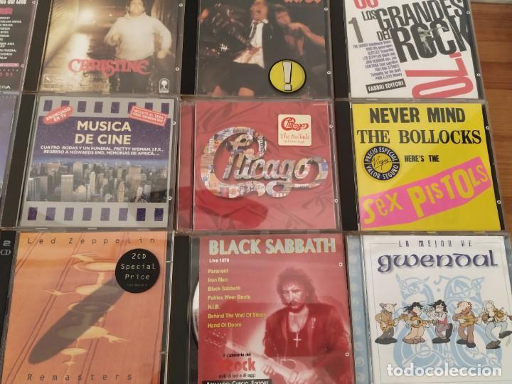 CDs de Música: LOTE 29 CD MÚSICA VARIADA + 1 BLU-RAY - Foto 3 - 199798912